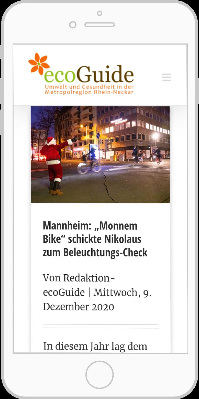 ecoguide-handy März Medien Stuttgart Reutlingen Tübingen